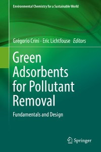 Cover Green Adsorbents for Pollutant Removal