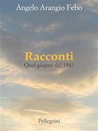 Cover Racconti. Quel giugno 1943