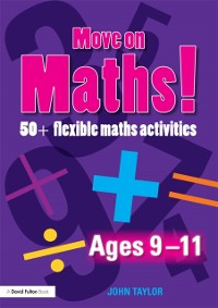 Cover Move On Maths Ages 9-11