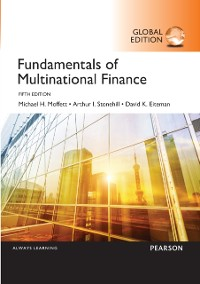 Cover Fundamentals of Multinational Finance, Global Edition