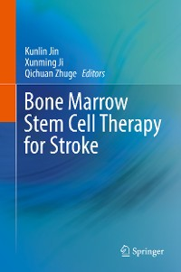 Cover Bone marrow stem cell therapy for stroke