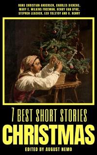Cover 7 best short stories - Christmas