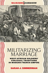 Cover Militarizing Marriage