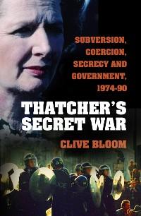 Cover Thatcher's Secret War