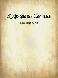 Cover Mythologie der Germanen