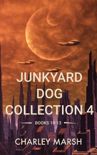 Cover Junkyard Dog Collection 4