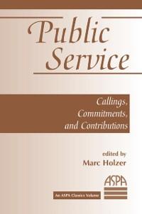 Cover Public Service