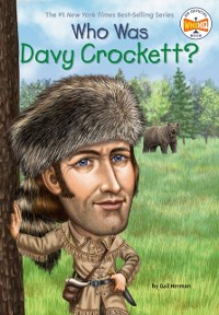 Cover Who Was Davy Crockett?