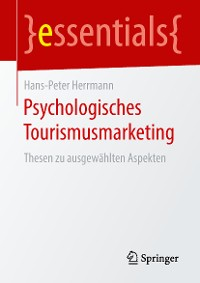 Cover Psychologisches Tourismusmarketing
