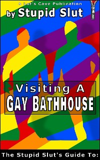 Cover Stupid Sluts Guide To Visiting A Gay Bathhouse