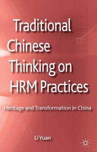 Cover Traditional Chinese Thinking on HRM Practices