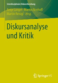 Cover Diskursanalyse und Kritik