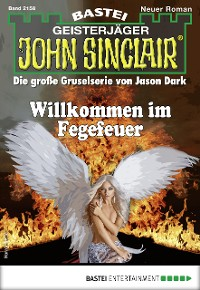 Cover John Sinclair 2158 - Horror-Serie