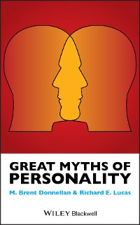 Cover Great Myths of Personality