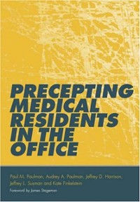 Cover Precepting Medical Residents in the Office