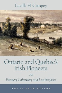 Cover Ontario and Quebec's Irish Pioneers