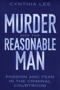 Cover Murder and the Reasonable Man