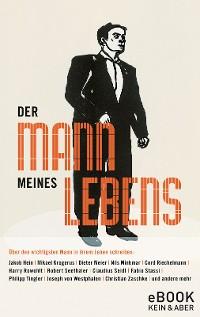 Cover Der Mann meines Lebens