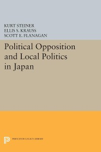 Cover Political Opposition and Local Politics in Japan