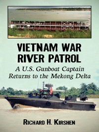 Cover Vietnam War River Patrol
