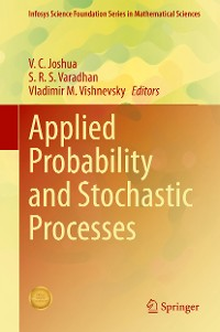 Cover Applied Probability and Stochastic Processes