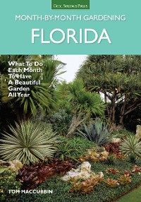Cover Florida Month-by-Month Gardening