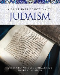 Cover A Brief Introduction to Judaism