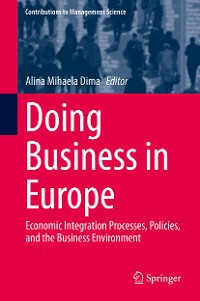 Cover Doing Business in Europe