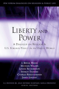Cover Liberty and Power