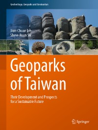 Cover Geoparks of Taiwan