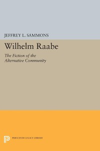 Cover Wilhelm Raabe
