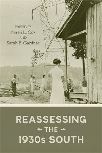 Cover Reassessing the 1930s South