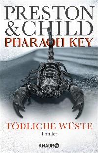 Cover Pharaoh Key - Tödliche Wüste