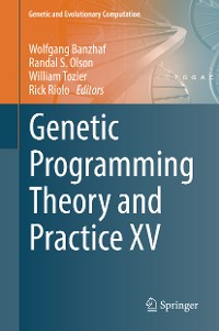Cover Genetic Programming Theory and Practice XV