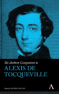 Cover The Anthem Companion to Alexis de Tocqueville