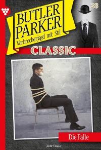 Cover Butler Parker Classic 28 – Kriminalroman