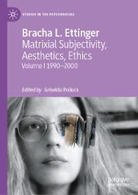 Cover Matrixial Subjectivity, Aesthetics, Ethics