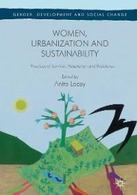 Cover Women, Urbanization and Sustainability