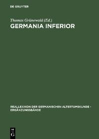Cover Germania inferior