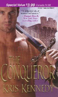 Cover The Conqueror