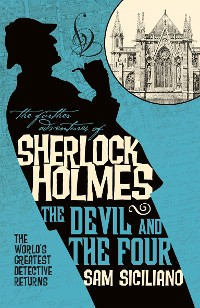 Cover The Further Adventures of Sherlock Holmes: The Devil and the Four
