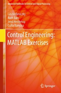Cover Control Engineering: MATLAB Exercises