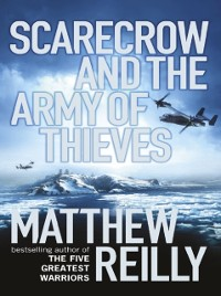Cover Scarecrow and the Army of Thieves