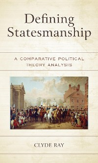 Cover Defining Statesmanship