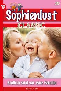 Cover Sophienlust Classic 29 – Familienroman