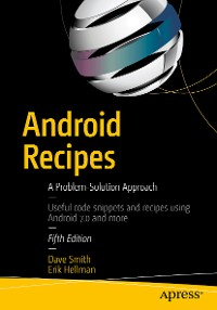 Cover Android Recipes