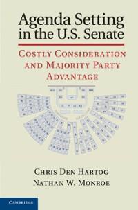 Cover Agenda Setting in the U.S. Senate