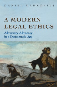 Cover A Modern Legal Ethics