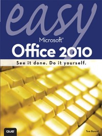 Cover Easy Microsoft Office® 2010