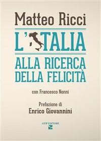 Cover L'Italia alla ricerca della felicità